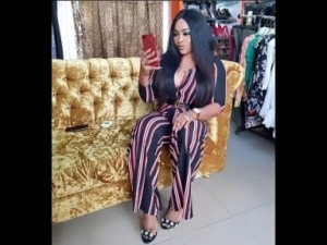 Video: See Mercy Aigbe